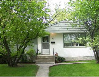 Photo 1: 455 HORTON Avenue West in WINNIPEG: Transcona Residential for sale (North East Winnipeg)  : MLS®# 2809840