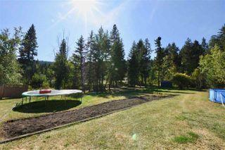 Photo 16: 199 ORGNACCO Road in Williams Lake: Esler/Dog Creek Manufactured Home for sale (Williams Lake (Zone 27))  : MLS®# R2402456