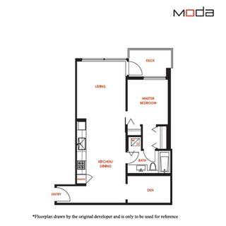 "Photo 20: 1606 6658 DOW AVE Avenue in Burnaby: Metrotown Condo for sale in ""MODA"" (Burnaby South)  : MLS®# R2430580"