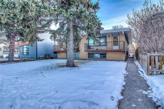 Photo 2: 607 24 Avenue NW in Calgary: Mount Pleasant Duplex for sale : MLS®# C4291194