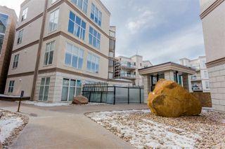 Main Photo: 445 4827 104A Street in Edmonton: Zone 15 Condo for sale : MLS®# E4191549