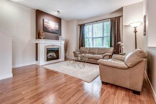 "Photo 3: 1439 COLLINS Road in Coquitlam: Burke Mountain Townhouse for sale in ""Belmont West by Polygon"" : MLS®# R2452705"