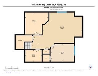 Photo 34: 45 AUBURN BAY Close SE in Calgary: Auburn Bay Detached for sale : MLS®# C4295751
