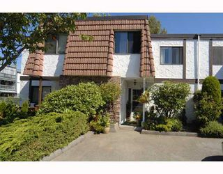 Photo 1: 10 3071 SPRINGFIELD Drive in Richmond: Steveston North Townhouse for sale : MLS®# V783771