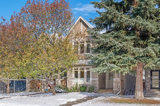 Photo 2: 2214 Broadview Road NW in Calgary: West Hillhurst Semi Detached for sale : MLS®# A1042467