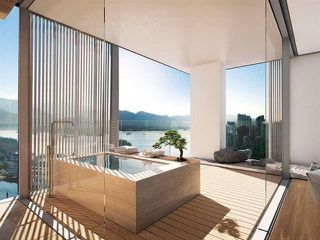 """Photo 9: 1103 1550 ALBERNI Street in Vancouver: West End VW Condo for sale in """"Alberni by Kengo Kuma"""" (Vancouver West)  : MLS®# R2522289"""