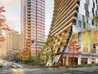 """Photo 2: 1103 1550 ALBERNI Street in Vancouver: West End VW Condo for sale in """"Alberni by Kengo Kuma"""" (Vancouver West)  : MLS®# R2522289"""