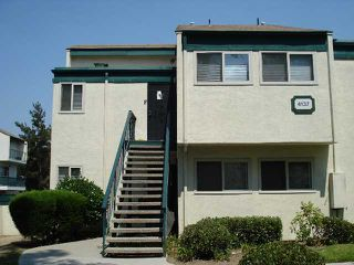 Main Photo: CLAIREMONT Condo for sale : 2 bedrooms : 4137 Mount Alifan #F in San Diego
