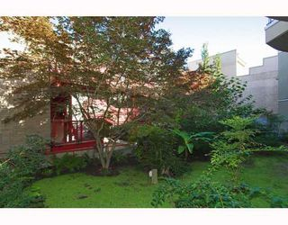 "Photo 9: 102 1195 W 8TH Avenue in Vancouver: Fairview VW Condo for sale in ""ALDER  COURT"" (Vancouver West)  : MLS®# V790134"