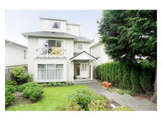 Photo 1: 292 W 63RD Avenue in Vancouver: Marpole House for sale (Vancouver West)  : MLS®# V853975