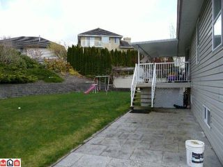 Photo 10: 3372 WAGNER Place in Abbotsford: Abbotsford West House for sale : MLS®# F1026256