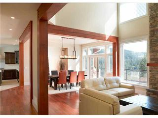 "Photo 3: 1055 HERON Way: Anmore House for sale in ""RIDGEWOOD ESTATES"" (Port Moody)  : MLS®# V859082"