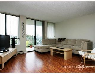 "Photo 1: 1001 121 10TH Street in New_Westminster: Uptown NW Condo for sale in ""Vista Royale"" (New Westminster)  : MLS®# V718899"