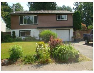 Photo 1: 12092 211TH Street in Maple_Ridge: Northwest Maple Ridge House for sale (Maple Ridge)  : MLS®# V720497
