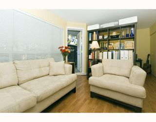 "Photo 3: 101 555 W 14TH Avenue in Vancouver: Fairview VW Condo for sale in ""CAMBRIDGE PLACE"" (Vancouver West)  : MLS®# V736986"