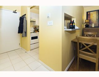 "Photo 2: 101 555 W 14TH Avenue in Vancouver: Fairview VW Condo for sale in ""CAMBRIDGE PLACE"" (Vancouver West)  : MLS®# V736986"
