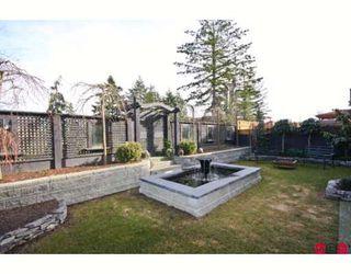 "Photo 10: 3430 ROSEMARY HEIGHTS in Surrey: Morgan Creek House for sale in ""ROSEMARY HEIGHTS"" (South Surrey White Rock)  : MLS®# F2903501"