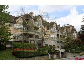 "Photo 1: 308 34101 OLD YALE Road in Abbotsford: Central Abbotsford Condo for sale in ""YALE TERRACE"" : MLS®# F2908815"