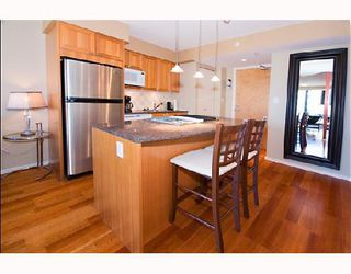 """Photo 7: 1105 1723 ALBERNI Street in Vancouver: West End VW Condo for sale in """"THE PARK"""" (Vancouver West)  : MLS®# V771096"""