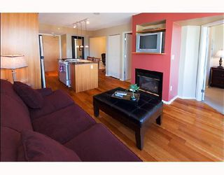 """Photo 9: 1105 1723 ALBERNI Street in Vancouver: West End VW Condo for sale in """"THE PARK"""" (Vancouver West)  : MLS®# V771096"""