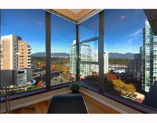 """Photo 10: 1105 1723 ALBERNI Street in Vancouver: West End VW Condo for sale in """"THE PARK"""" (Vancouver West)  : MLS®# V771096"""