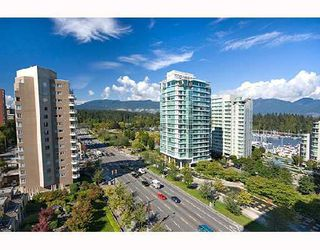 """Photo 1: 1105 1723 ALBERNI Street in Vancouver: West End VW Condo for sale in """"THE PARK"""" (Vancouver West)  : MLS®# V771096"""