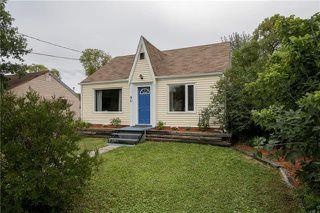 Photo 1: 94 Sadler Avenue in Winnipeg: Residential for sale (2D)  : MLS®# 1923049