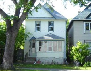 Photo 1: 321 WARDLAW Avenue in WINNIPEG: Fort Rouge / Crescentwood / Riverview Residential for sale (South Winnipeg)  : MLS®# 2708830