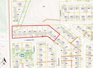 Photo 5: 501 - 513 Jefferson Ave and 646-648 Claremont St in Coquitlam: Land for sale