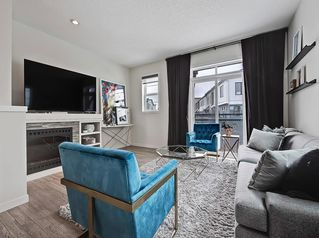 Photo 12: 624 WALDEN Circle SE in Calgary: Walden Row/Townhouse for sale : MLS®# C4288347