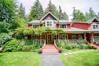 Main Photo: 2981 EAGLECREST Road: Anmore House for sale (Port Moody)  : MLS®# R2464117