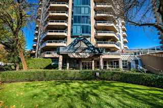 "Main Photo: 303 1245 QUAYSIDE Drive in New Westminster: Quay Condo for sale in ""THE RIVIERA"" : MLS®# R2509418"