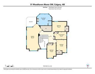 Photo 47: 51 Woodhaven Manor SW in Calgary: Woodbine Detached for sale : MLS®# A1050894