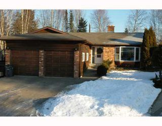 Photo 1: 7560 ST KEVIN Place in Prince George: St. Lawrence Heights House for sale (PG City South (Zone 74))  : MLS®# N197710