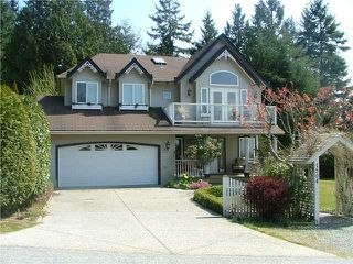 Photo 1: 1504 ISLANDVIEW Drive in Gibsons: Gibsons & Area House for sale (Sunshine Coast)  : MLS®# V821589