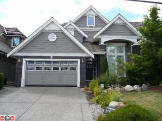 Photo 1: 3779 156TH Street in Surrey: Morgan Creek House for sale (South Surrey White Rock)  : MLS®# F1022858