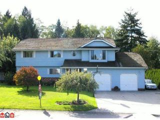 "Photo 1: 11333 153A Street in Surrey: Fraser Heights House for sale in ""Fraser Heights"" (North Surrey)  : MLS®# F1023728"