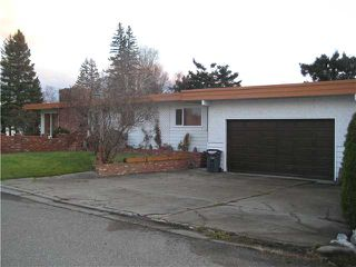 Photo 1: 1603 PINE Street in Prince George: Connaught House for sale (PG City Central (Zone 72))  : MLS®# N205796