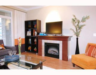 "Photo 3: 319 12258 224TH Street in Maple_Ridge: West Central Condo for sale in ""STONEGATE"" (Maple Ridge)  : MLS®# V760085"