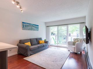 Photo 8: 405 1718 NELSON STREET in Vancouver: West End VW Condo for sale (Vancouver West)  : MLS®# R2376890