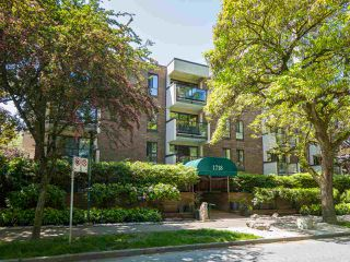 Photo 1: 405 1718 NELSON STREET in Vancouver: West End VW Condo for sale (Vancouver West)  : MLS®# R2376890