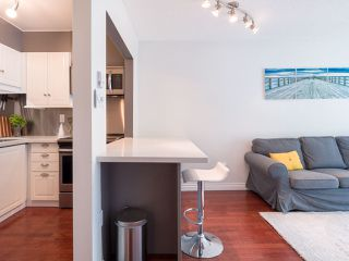 Photo 5: 405 1718 NELSON STREET in Vancouver: West End VW Condo for sale (Vancouver West)  : MLS®# R2376890