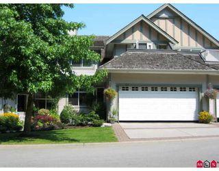 "Main Photo: 62 5811 122ND Street in Surrey: Panorama Ridge Townhouse for sale in ""LAKE BRIDGE"" : MLS®# F2917513"
