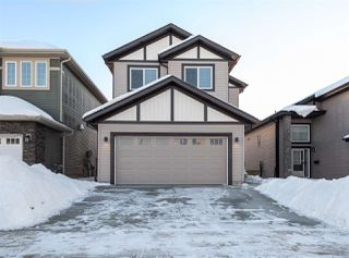 Photo 1: 187 Rapperswill Drive in Edmonton: Zone 27 House for sale : MLS®# E4185354