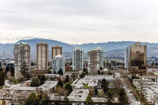 """Photo 4: 2206 6188 PATTERSON Avenue in Burnaby: Metrotown Condo for sale in """"The Wimbledon Club"""" (Burnaby South)  : MLS®# R2436111"""