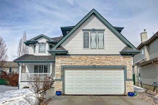 Main Photo: 512 HUNTERS Way in Edmonton: Zone 14 House for sale : MLS®# E4192988