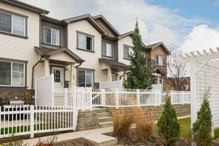 Photo 3: 37 4850 Terwillegar Common in Edmonton: Zone 14 Townhouse for sale : MLS®# E4197395