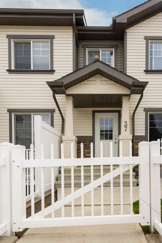 Photo 4: 37 4850 Terwillegar Common in Edmonton: Zone 14 Townhouse for sale : MLS®# E4197395