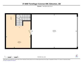 Photo 50: 37 4850 Terwillegar Common in Edmonton: Zone 14 Townhouse for sale : MLS®# E4197395
