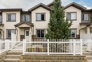 Photo 1: 37 4850 Terwillegar Common in Edmonton: Zone 14 Townhouse for sale : MLS®# E4197395